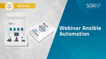 Webinar Ansible Automation