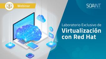 Laboratorio de Virtualización en colaboración con Red Hat
