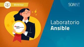 Laboratorio de Ansible Platform (Automatización) en colaboración con Red Hat